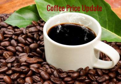 Coffee Prices (Karnataka) on 23-03-2018