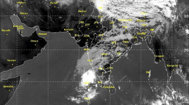 Rainfall forecast for the next 24hrs: Coastal Karnataka, Malnad region likely to receive to heavy rains