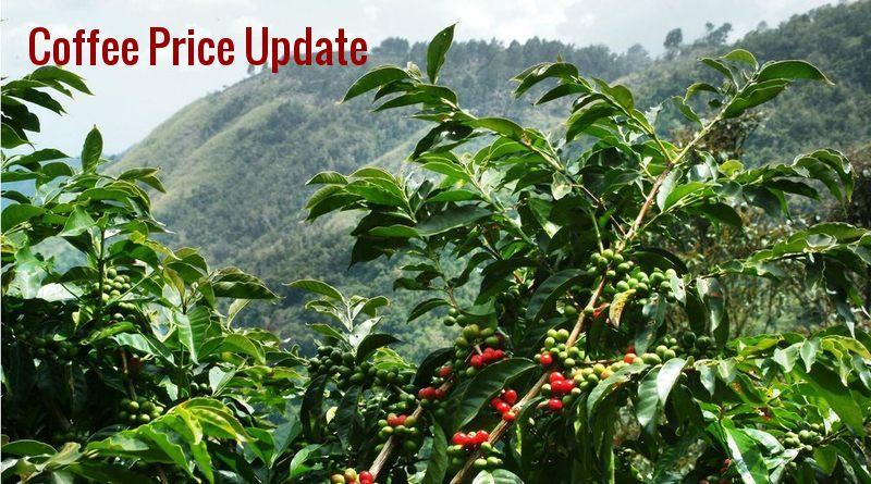 Coffee Prices (Karnataka) on 24-04-2018