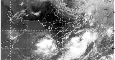 Low-pressure area near Kerala Karnataka coast : Heavy to very heavy rainfall is expected