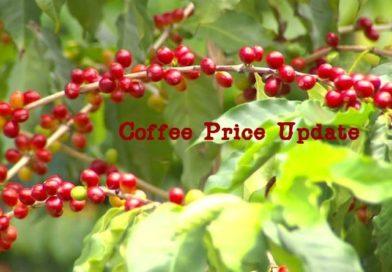 Coffee Prices (Karnataka) on 20-09-2021