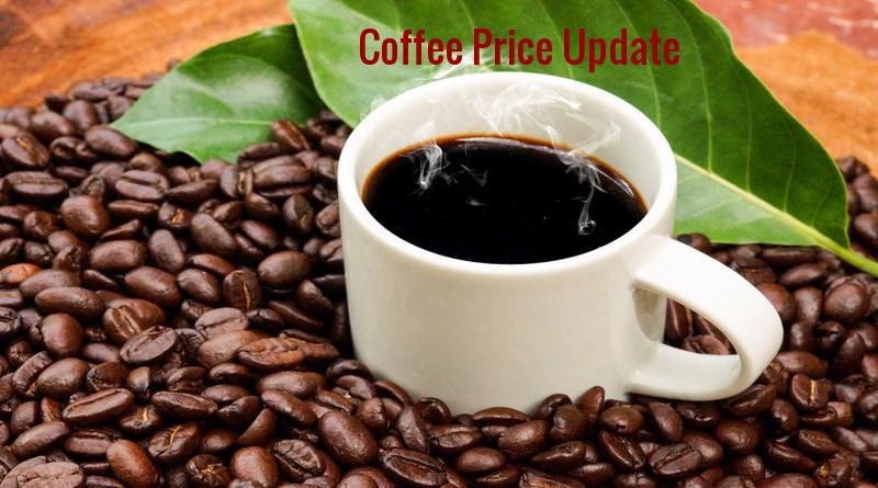 Coffee Prices (Karnataka) on 13-08-2018