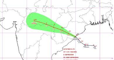 ಬಂಗಾಳ ಕೊಲ್ಲಿ ಚಂಡಮಾರುತ ಪ್ರಭಾವ: ಉತ್ತರ ಕರ್ನಾಟಕದಲ್ಲಿ ಭಾರಿ ಮಳೆ ಸಾಧ್ಯತೆ