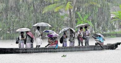 Idukki, Wayanad, Palakkad, Thrissur put on yellow alert, heavy rainfall expected over next two days