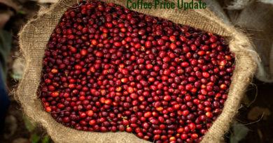 Coffee Prices (Karnataka) on 07-12-2018