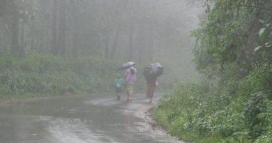 ಕರ್ನಾಟಕದ ಕರಾವಳಿ,ದಕ್ಷಿಣ ಒಳನಾಡಿನಲ್ಲಿ ಭಾರಿ ಮಳೆ ಸಾಧ್ಯತೆ